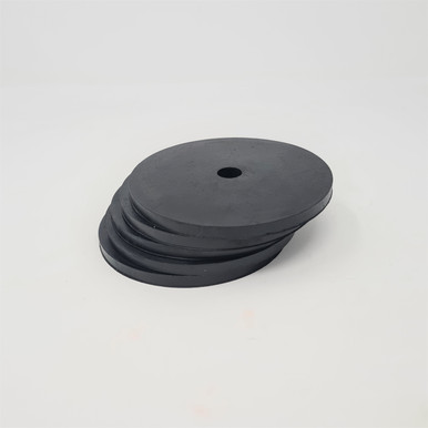 Rubber Disc for plunger 100mm