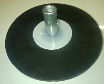 150mm Rubber Plunger for 5mm Steelkane Rods