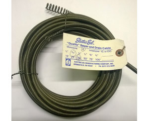 "35' x 5/16"" (10m x 8mm) Expanded End Spring 5/16E35"