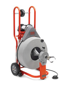 Ridgid K-750 w/C-75 Drum Machine (230v) 44152
