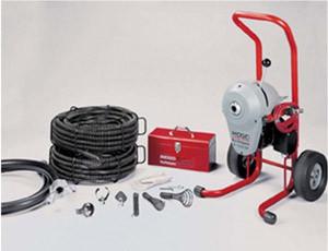 Ridgid K-1500A SE 230V Sectional Machine 45317