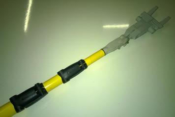 Remote Installation Device - Extendable Length from 1.25 up to 3.32m