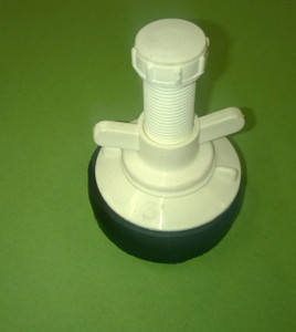 "75mm with Nylon Body and ½"" outlet"