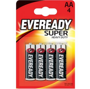 AA Batteries (Pack of 4)