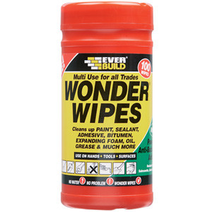 Wonder Wipes Multi-Purpose Antibacterial