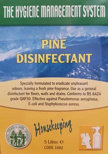 Pine Disinfectant 5L