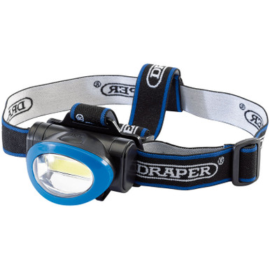 Cob LED Head Lamp