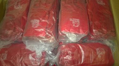 "PVC Gauntlets 11"" - Box of ten packs x 12 pairs"