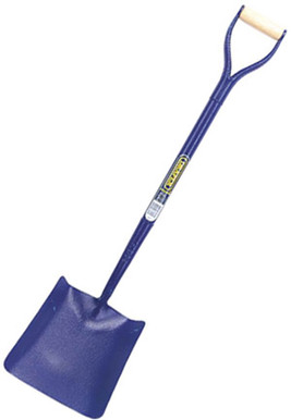 Solid Forged Square Mouth Shovel
