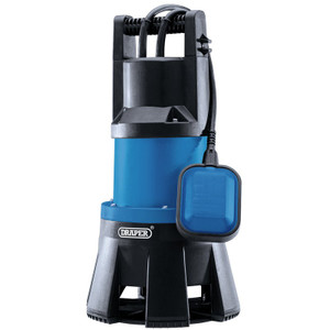 Draper 98919 1300w 230v Submersible Dirty Water Pump