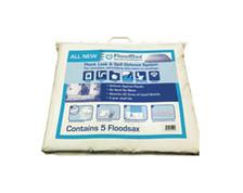 FLOODSAX® - 20ltr Sandless bag 540 x 450mm (Pk-20)