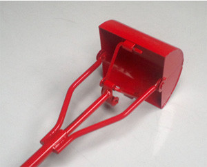 1.5m Handle x 150mm Square Bowl Gulley Grab