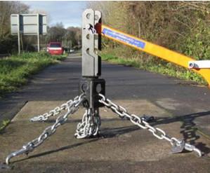 ChainTec - 4 Leg Adjustable Chain Set