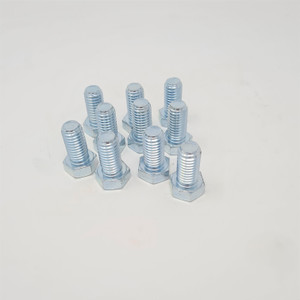 Bolts for 8 & 10mm Plungers