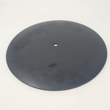 "12"" Rubber Disc for plunger"