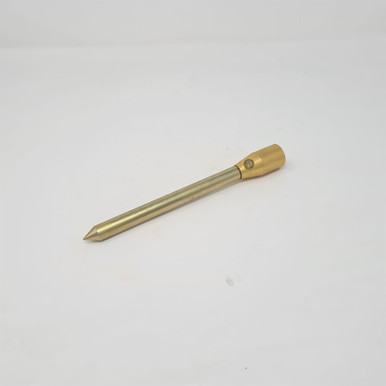 Pointed Spearhead for Lockfast Rods