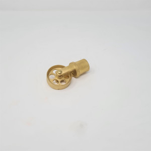 Brass Clearing Wheel for Lockfast Rods