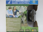 Petsafe Stubborn Dog Bark Control