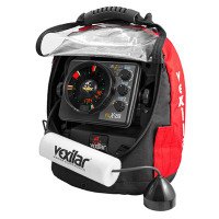 Vexilar UP28PV FLX-28 Ultra Pack II ProView Ice-Ducer Combo