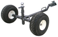 Tow Tuff 800lbs ATV Weight Distributing Adjustable Trailer Dolly