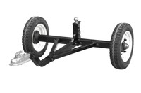 Tow Tuff 1200lbs ATV Weight Distributing Adjustable Trailer Dolly