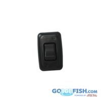 12V Single Switch (Black)