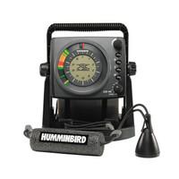 Humminbird 407030-1 ICE-45 Ice System, 3-Color Flasher w/Digital Depth, Dual Beam (4275158)