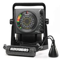 Humminbird 407020-1 ICE-35 Ice System, 3-Color Flasher Dual Beam