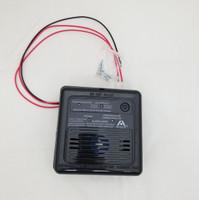 Propane and CO Detector  (Square) (Black)