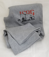 ICOG Logo Open Bottom Sweatpant