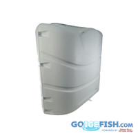 Propane Tank Cover White