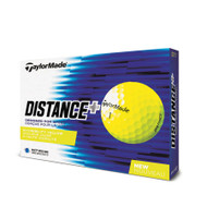 2019 Distance+ Yellow Golf Balls