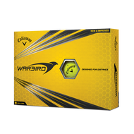 2019 Warbird Yellow Golf Balls