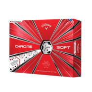 2019 Chrome Soft Truvis Suits Golf Balls
