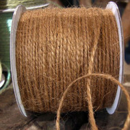 1.5mm x 100 Yards Burlap Jute Rope Twine - Sable