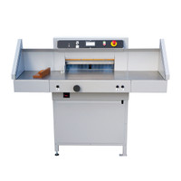 "EuroCut 52H 20.50"" Automatic Hydraulic Programmable Guillotine"