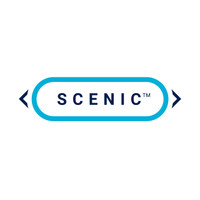 "Scenic™ 14 mil Waterproof ""White-Out"" Scrim Banner"