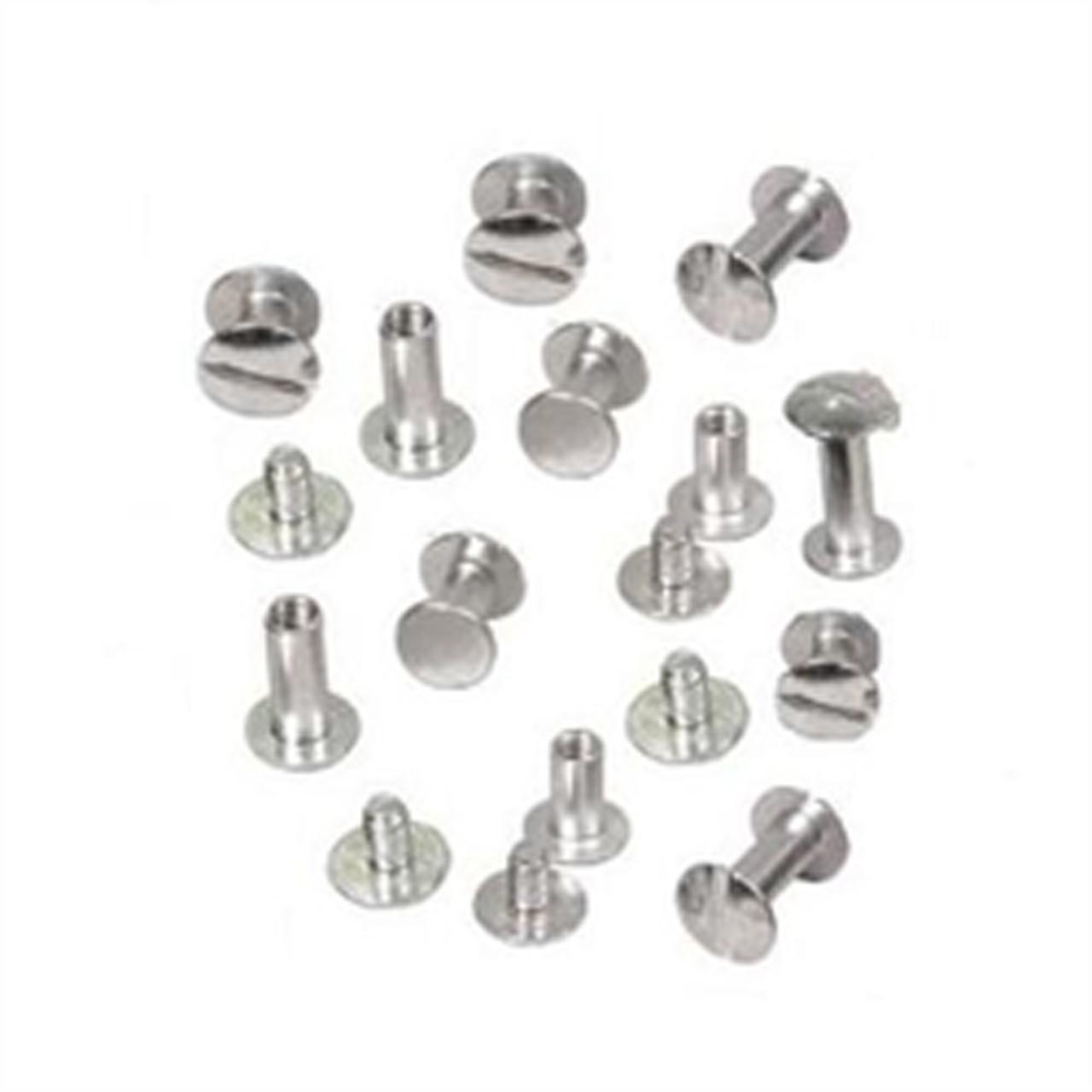 Fastin™ Aluminum Binding Posts & Screws, Under 1