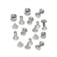 Fastin™ Aluminum Binding Posts & Screws, Under 1""