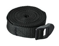 "Safety strap with Easy lock buckle- 1"" X 10'"