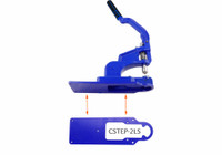 CSTEP-2 Large Hand Press with Mobile Stand