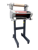 "EXCELAM-PLUS 355DCRSE 14"" Hot & Cold Laminator & Mounter"