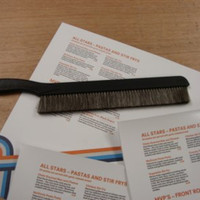 Anti-Static Cleaning Brush 11""