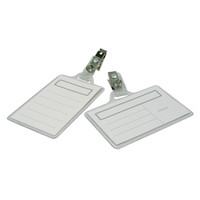 SecurID™ Name Badge wtih Insert & Clip