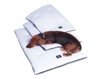 Functional, Ecoconscious Soft Fleece Dog Bed