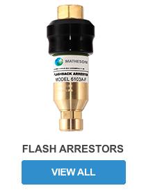 Flash Arrestors