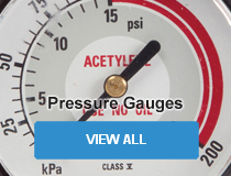 Fuel Gas Pressure Gauges