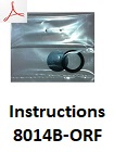 8014B-ORF Instructions