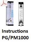 PG1000 & PM1000 Instructions