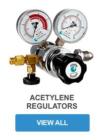 Acetylene Regulators
